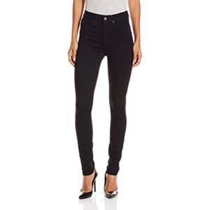Paige Margot Ultra Skinny Jeans in Black